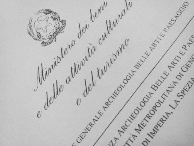 Soprintendenza Archeologia, Belle Arti e Paesaggio della Liguria