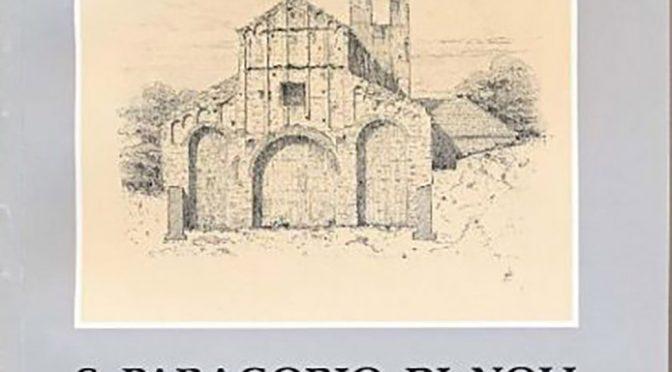 S.Paragorio di Noli. Scavi e restauri