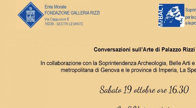 Da Piacenza a Sestri Levante:  la grande Istoria dipinta della Galleria Rizzi tra arte e letteratura